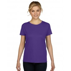 Ladies Heavy Cotton T-Shirt 185gm