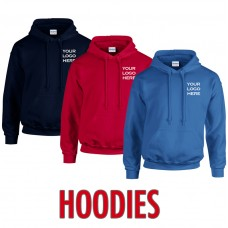 Classic Pullover Hood 300gm