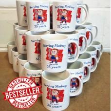 20x Custom Printed Mugs ONLY £2.50 EACH