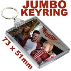 Jumbo Keyring Add Photo